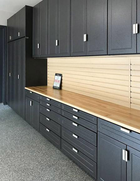 garage storage cabinets in Barrington, IL